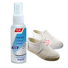 Load image into Gallery viewer, 100ml Professional And Natural White Shoes Cleaner/Polisher Spray - Black Crown Fashion