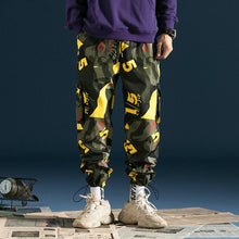 "Load image into Gallery viewer, Camo ""5"" Joggers"