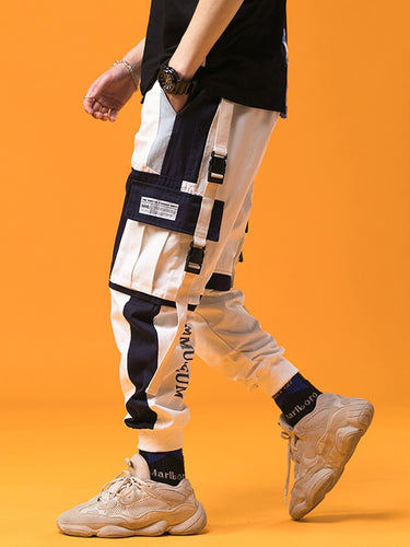 Renegade Cargo pants - Black Crown Fashion