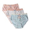 Briefs-My Private Pocket Underwear for Girls - Variety 3 Pack