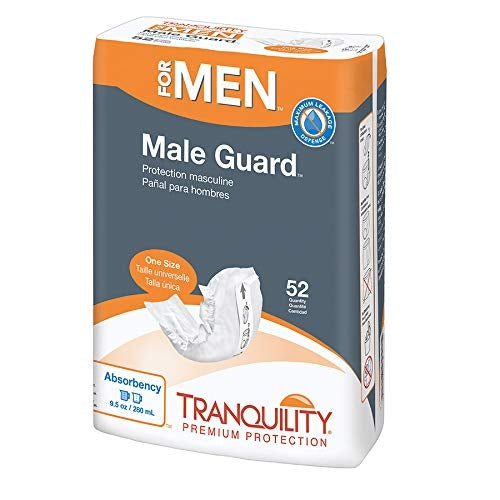 Disposable Products-Tranquility Male Guard
