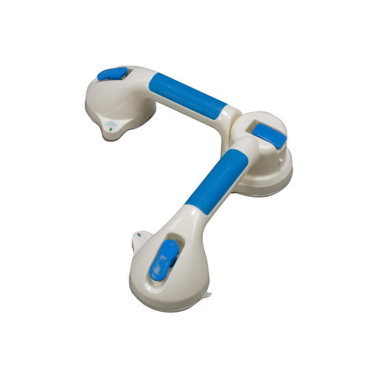 Suction Cup Grab Bar with 180 Degree Swivel Action