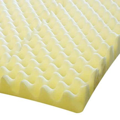 Essential Medical Egg Crate Mattress Pad - Foam