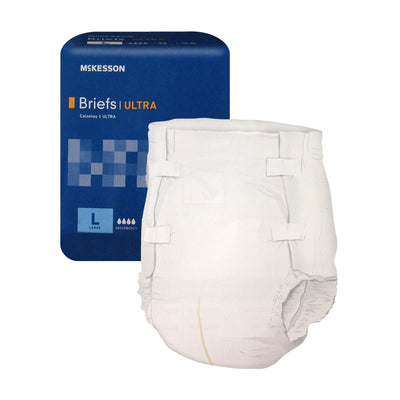 McKesson Stay Dry Ultra Briefs