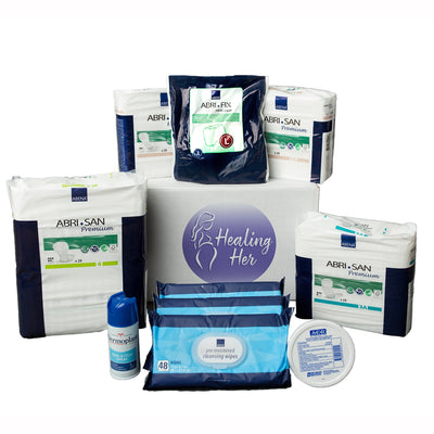 Postpartum Kit for New Mothers