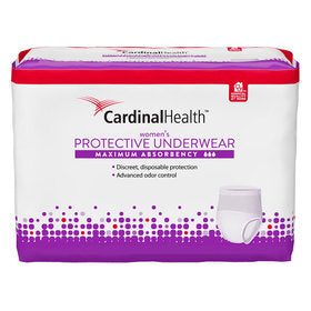 Cardinal Health™ Maximum Absorbency Protective Underwear for Women