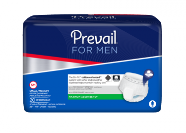 Prevail Overnight Underwear for Men