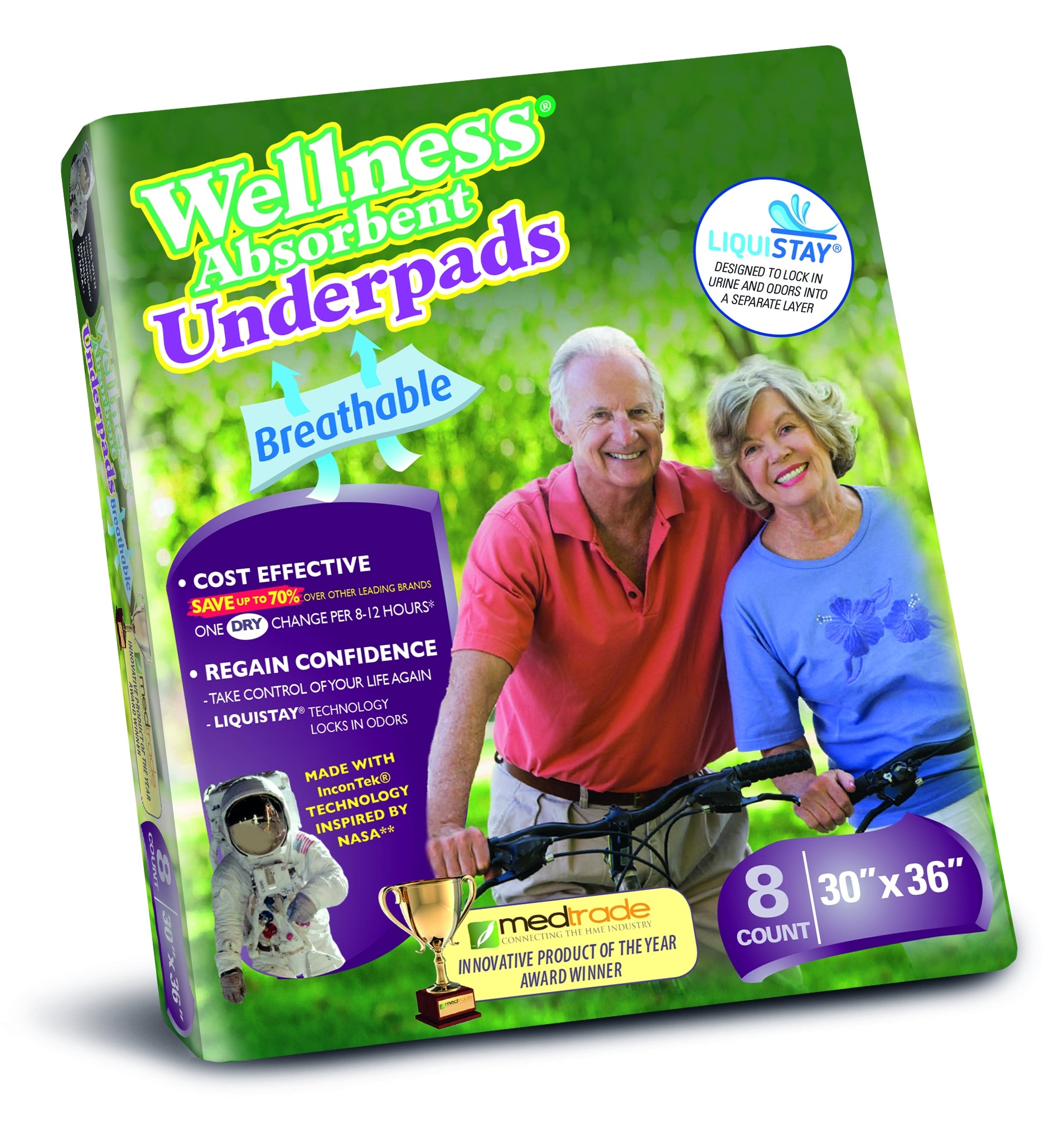 Disposable Products-Wellness Absorbent Underpads