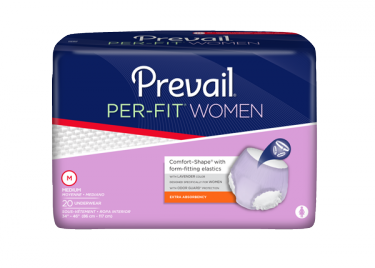Disposable Products-Prevail PER-FIT Underwear for Women
