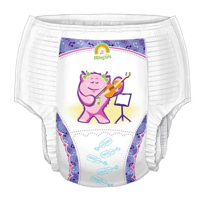 Disposable Children's Absorbent Underwear