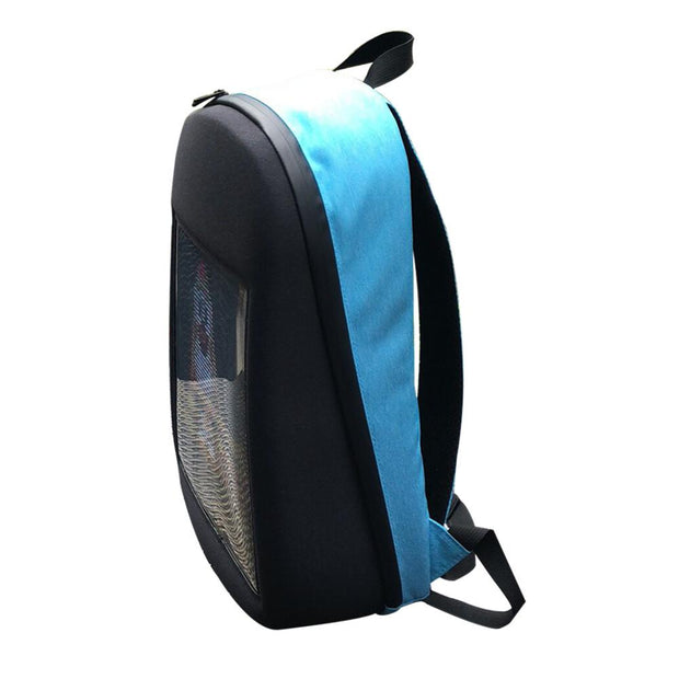 LED Screen Display Backpack + Wireless Wifi APP Control
