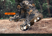 Camo Cungel Spring Boots