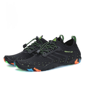 Men Breathable Aqua Shoes