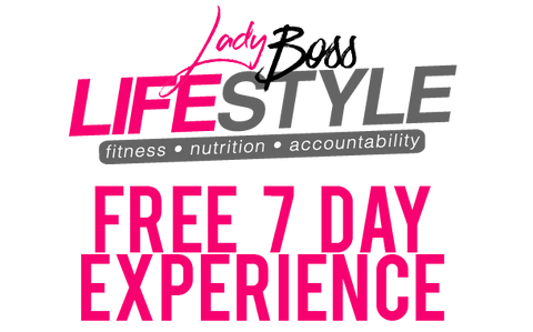 Lady Boss Lifestyle Pocket Personal Trainer