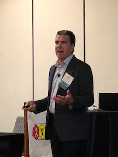 Anovotek President speaks at 2019 AATCC International Conference