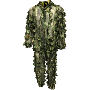 Insect Repelling Leafy Camo Suit