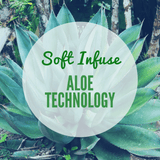 Red Soft Infuse Socks: Aloe Infused Comfort Sock