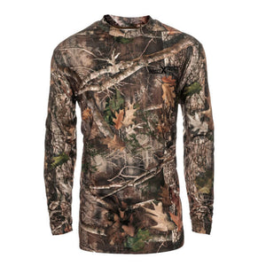 Insect Repelling Camo Hunting Shirt