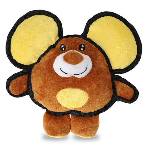 'Cheddar' Squeaky Plush Toy