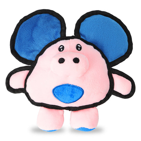 'Peggy Piglet' Squeaky Plush Toy