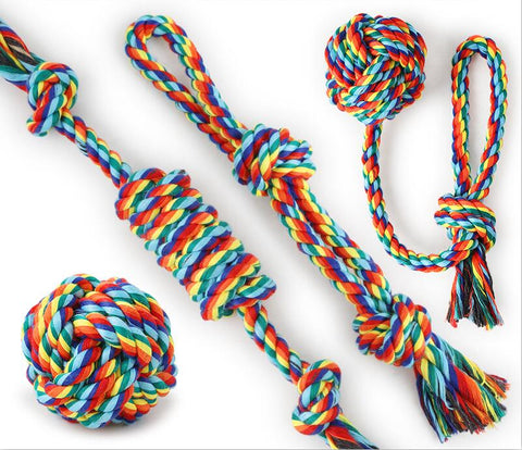 'Tweety' Rope Toy