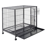 44'' x 29'' Metal Wire Pet Crate Cage
