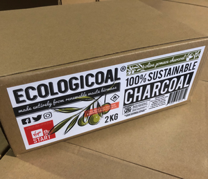 Ecologicoal Sustainable Charcoal 2kg