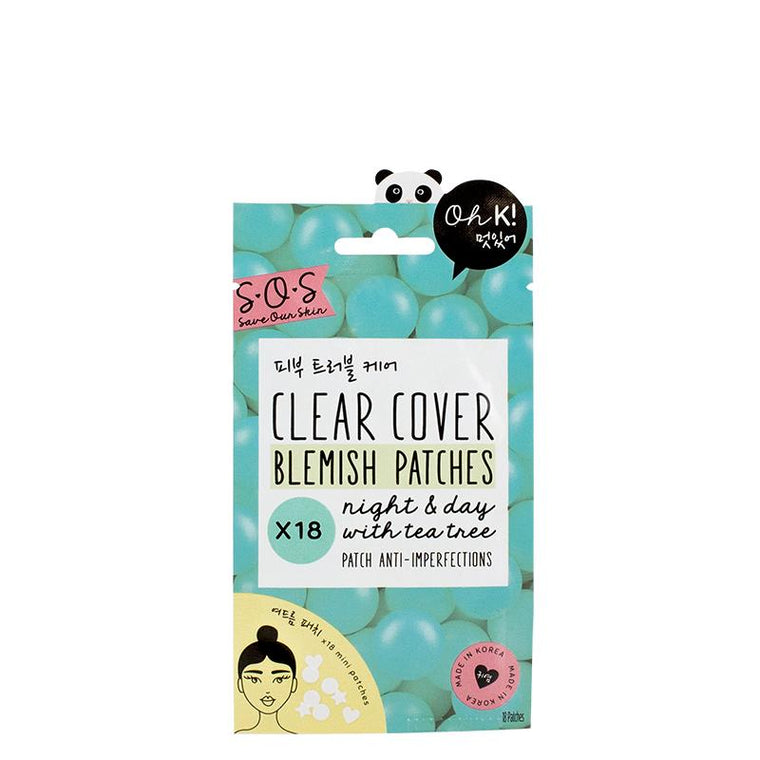 Oh K! Clear Cover Blemish Patches