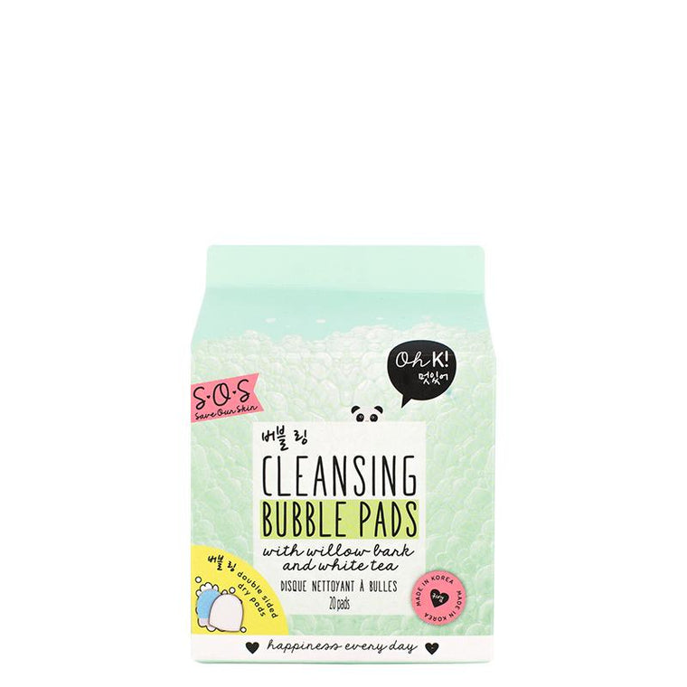 Oh K! SOS Cleansing Bubble Pads