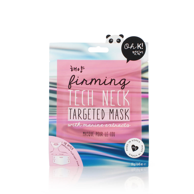 Oh K! Firming Tech Neck Sheet Mask