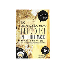 Oh K! Mix Your Own Gold Dust Peel Off Mask