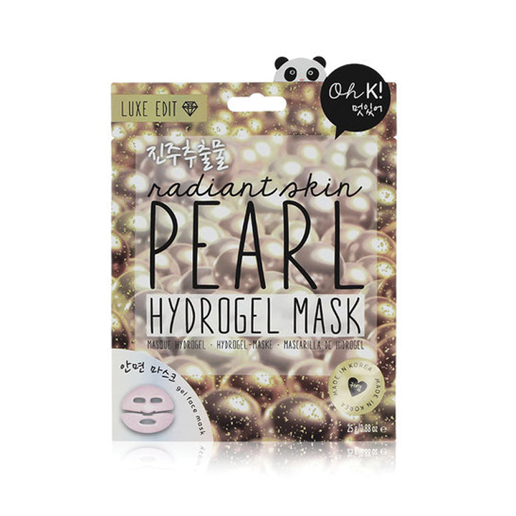 Oh K! Pearl Powder Hydrogel Mask
