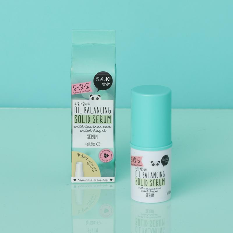 Oh K! SOS Oil Balancing Solid Serum