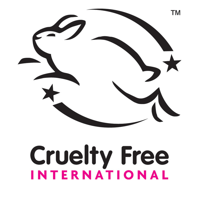 We are now certified cruelty free with The Leaping Bunny!