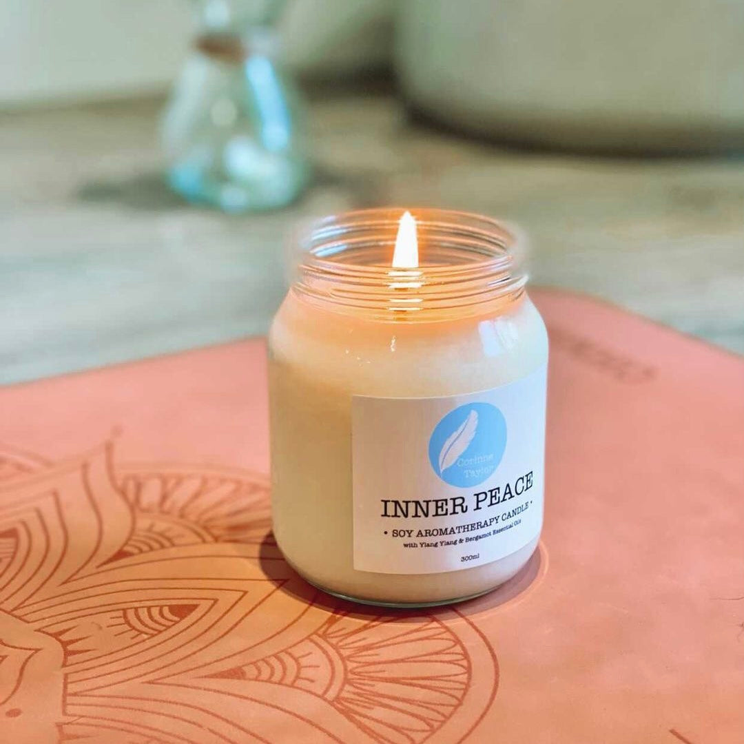 Corinne Taylor Wellness Blog - Aromatherapy, Yoga, Lifestyle, wellbeing, essential oils, soy candle, self care