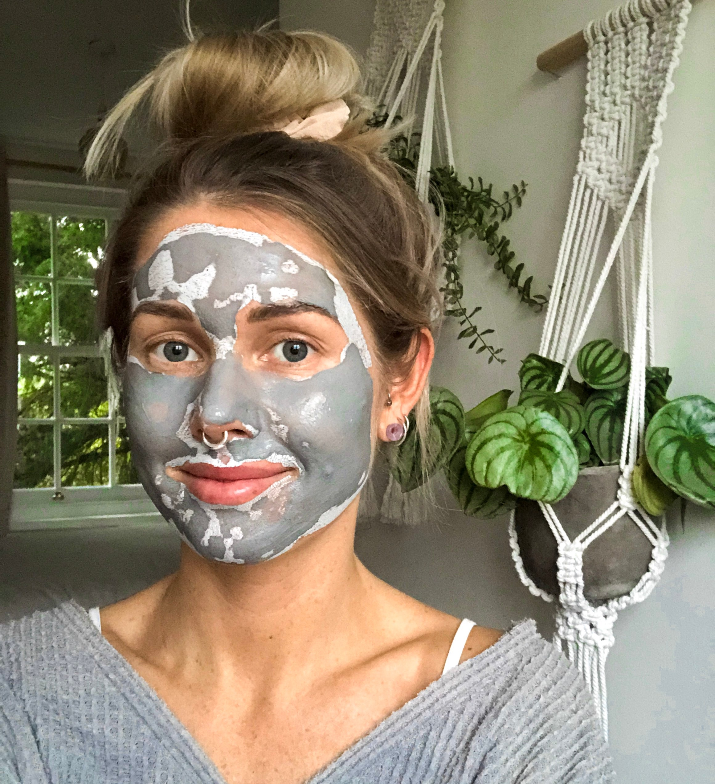 Corinne Taylor organic, vegan, cruelty free, 100% natural face masks.
