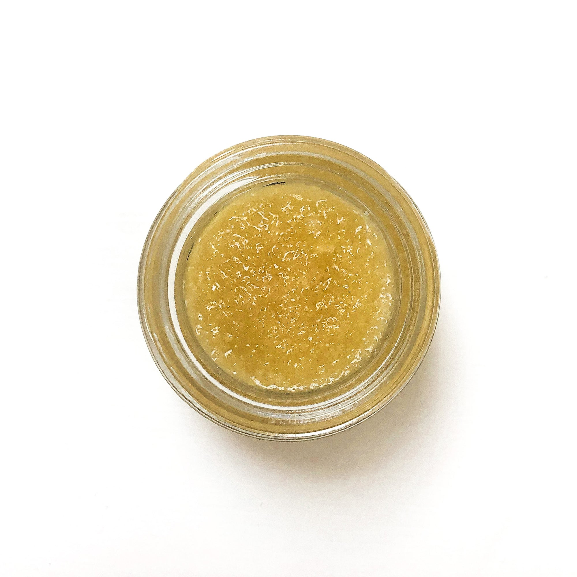 Uplift Vegan Organic Lip Scrub by Corinne Taylor. 100% natural, cruelty free, Organic Coconut oil, Jojoba oil, Peppermint, Tangerine essential oils
