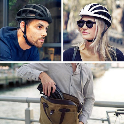 Foldable Ultralight Helmet - lessmoney.com