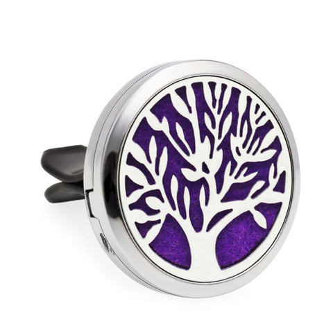 Aromatherapy Car Diffuser Locket - lessmoney.com