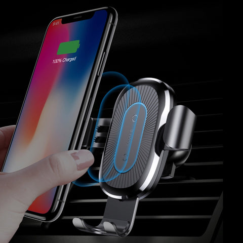 Wireless Car Charger - lessmoney.com