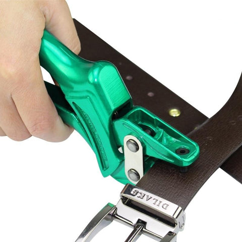 "The NEW ""Snappy Holey"" Hole Puncher -Great For Belt, Bags and Eyelet Punching - lessmoney.com"