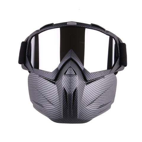 Men and Women Ski Snowboard or Snowmobile Goggles Mask - lessmoney.com