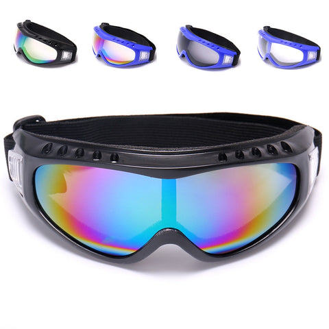 Winter Snowboard Anti-fog Goggles - lessmoney.com