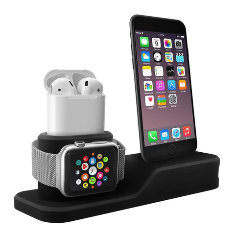 The Power of a 3 in 1 Charging Station For an Iphone X, 8, 7, or  Iphone 6 - lessmoney.com