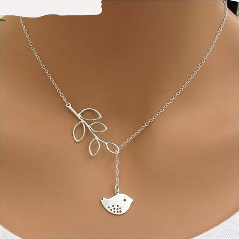 2019 New Hot ! Fashion Exquisite Jewelry Bohemian Pierced Olive Necklaces & Pendants For Women N-107 - lessmoney.com