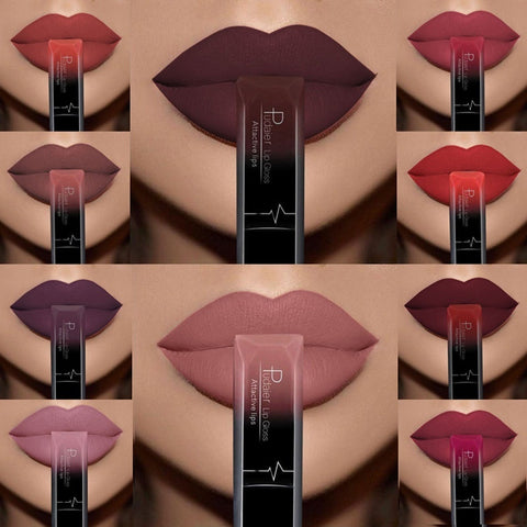 Long Lasting Liquid Matte Lipstick - lessmoney.com