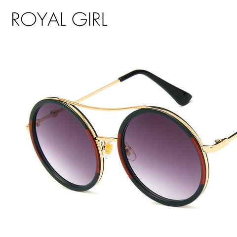 2018 New Retro Trendy Round Matching Sunglasses - lessmoney.com
