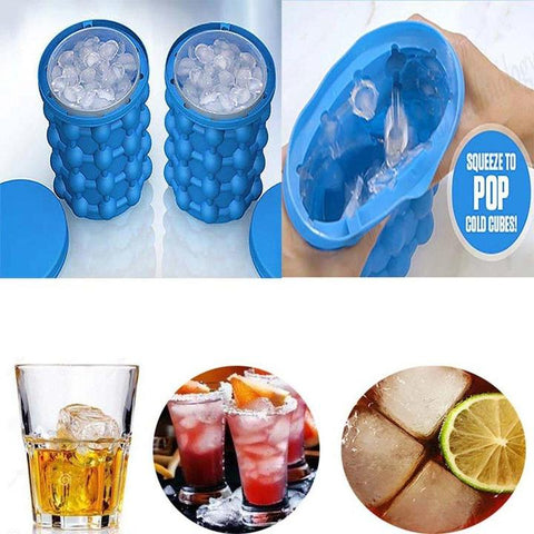 Ice Genie Ice Cube Maker - lessmoney.com