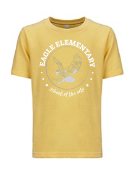 KIDS TEE YELLOW