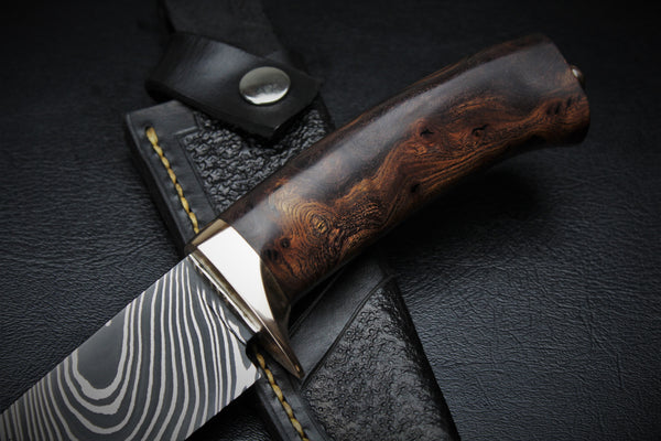Elm Burl Hunter
